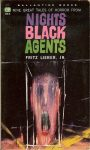 Night's Black Agents - Ballantine PB