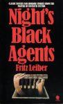 Nights Black Agents Panther PB